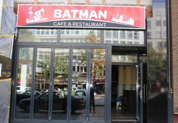 Batman Reataurant