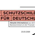 SCHUTZSCHILD FÜR DEUTSCHLAND