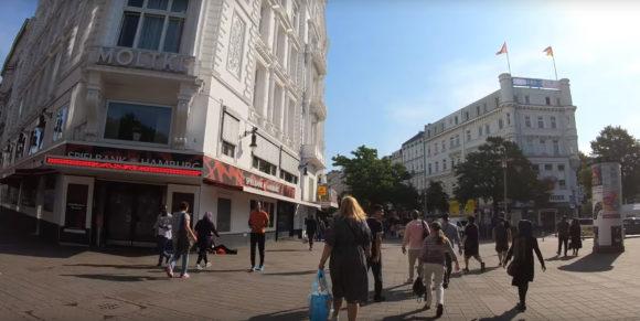 Steindamm – Hamburg Walking Tour